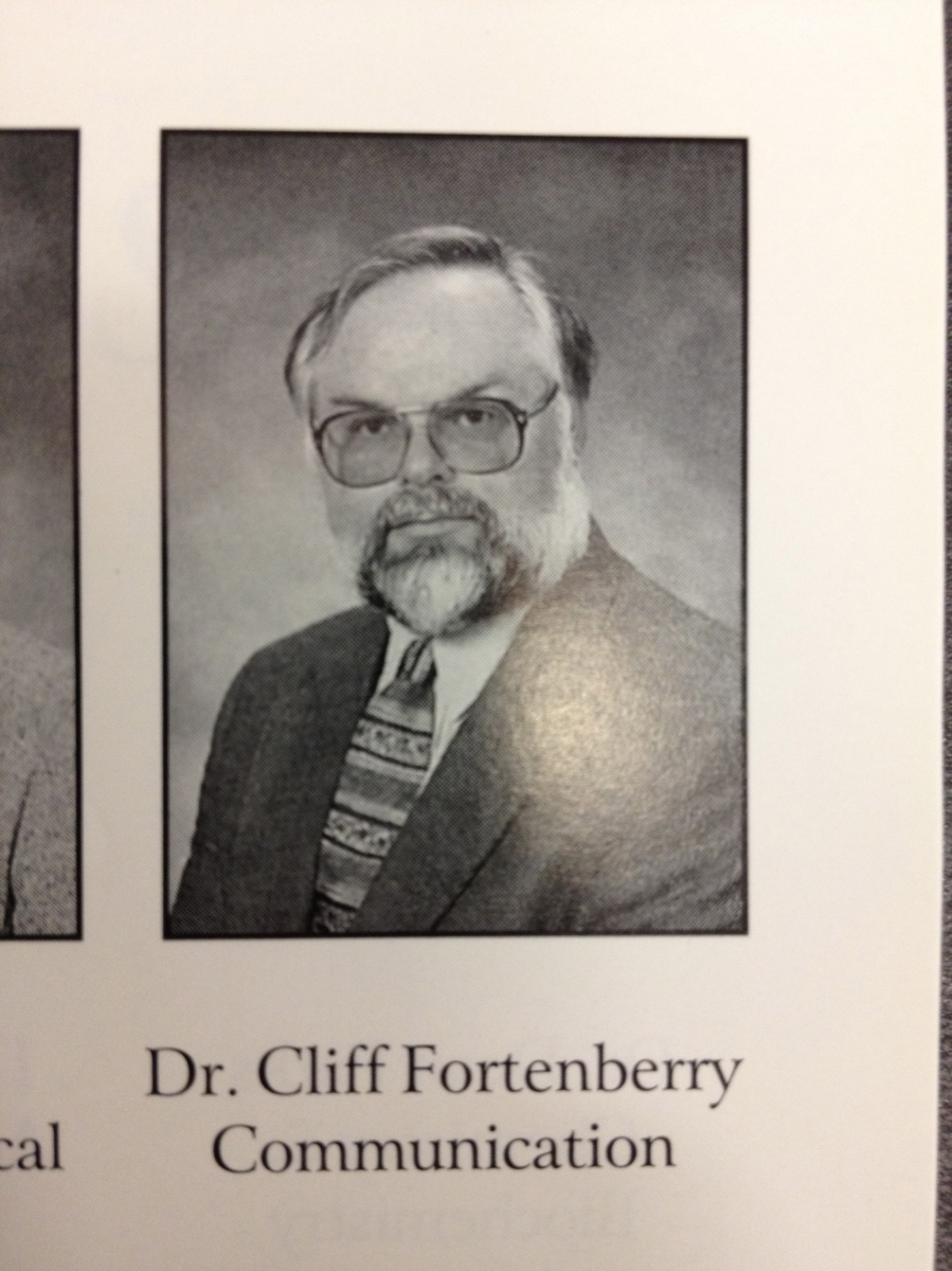 Dr. Fortenberry