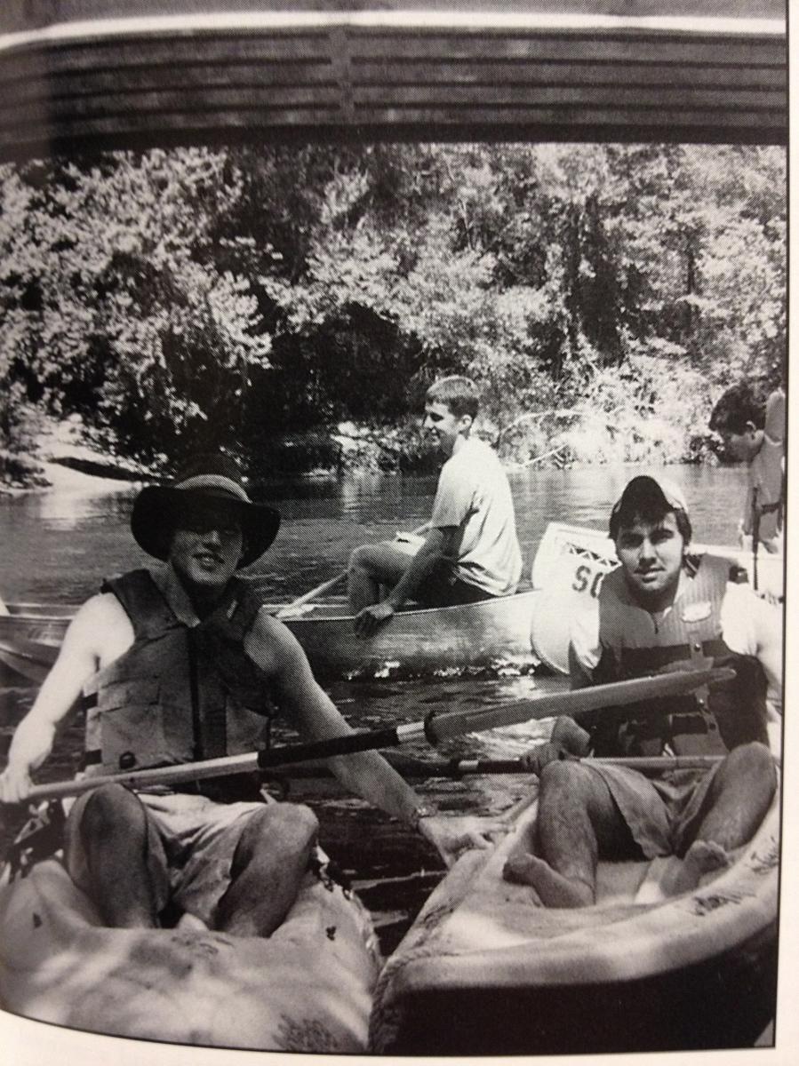 Civitan Canoe Trip
