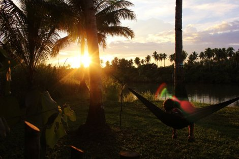Philippines hammock