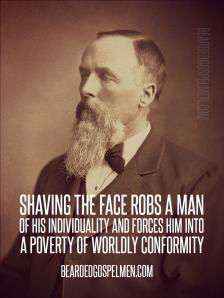 bearded man 2