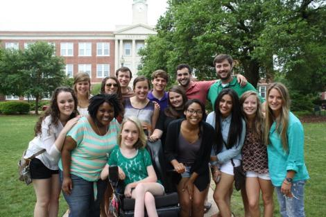 One of these awesome people will be your orientation leader!