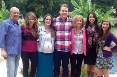 Hannah Terry's family