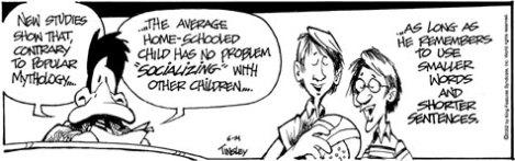 home school cartoon #2