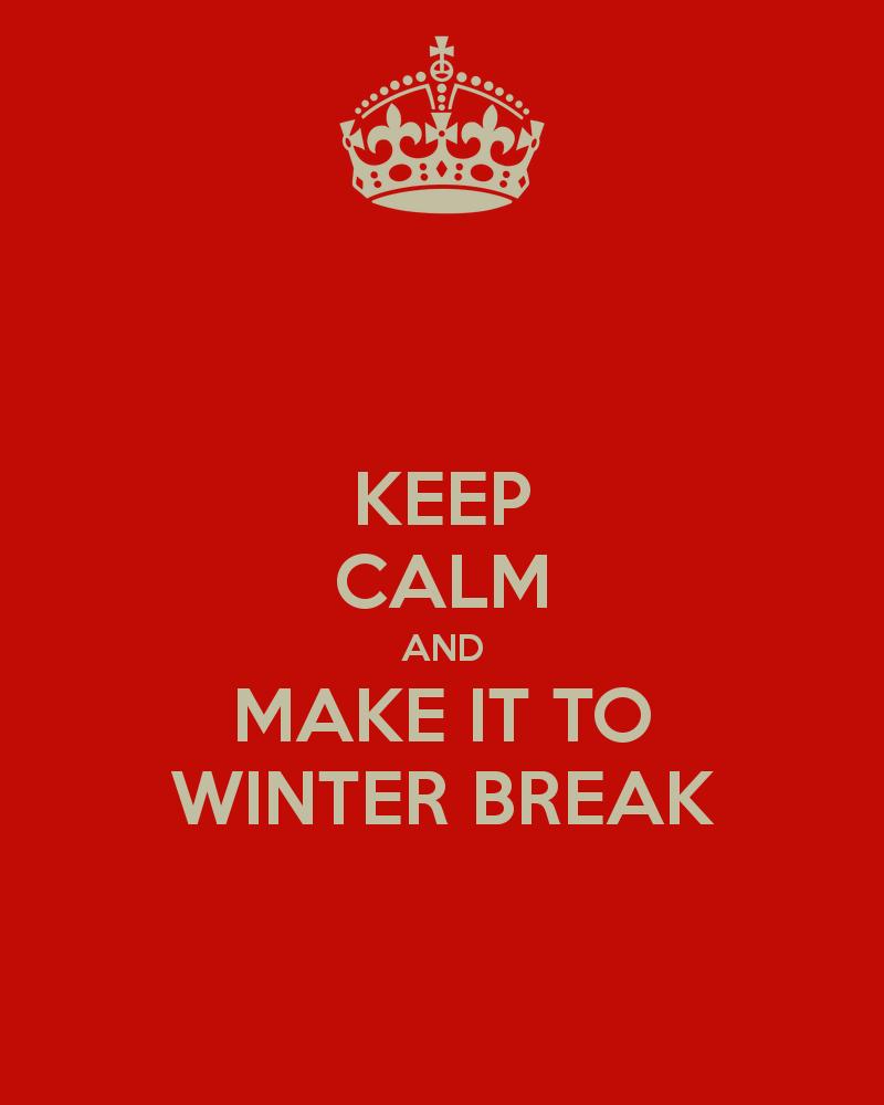 winterpng - When Does School Start After Christmas Break